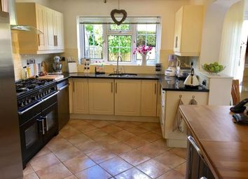 Thumbnail 3 bed link-detached house for sale in Mawnan Smith, Falmouth, Cornwall