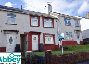 Thumbnail 2 bed terraced house for sale in Greenwood Road, Pencaerau, Neath
