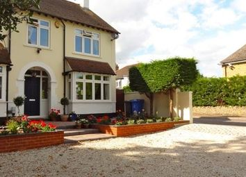 Thumbnail 4 bed detached house to rent in Winkfield Road, Windsor