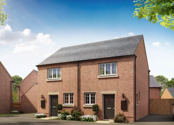 """Thumbnail 2 bedroom end terrace house for sale in """"Wilford"""" at Shrewsbury Court, Upwoods Road, Doveridge, Ashbourne"""
