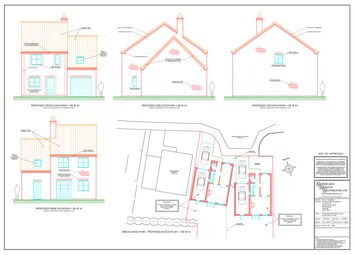 Thumbnail 3 bed detached house for sale in Beechlands Park, Norwich