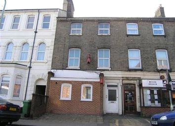 Thumbnail 2 bed flat for sale in Victoria Road, Aldershot