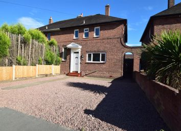 Thumbnail 3 bed semi-detached house for sale in James Nelson Crescent, Trench, Telford