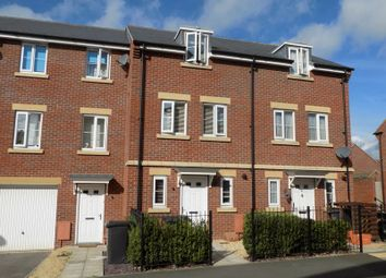 Thumbnail 3 bedroom terraced house for sale in Fontmell Close, Swindon