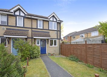 Thumbnail 2 bed end terrace house for sale in Primrose Close, Hackbridge