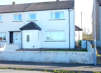 Thumbnail 3 bed semi-detached house for sale in Greenlands Road, Dearham, Maryport, Cumbria