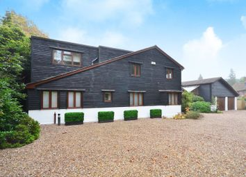 Thumbnail 5 bed detached house for sale in Cleardown, Hockering