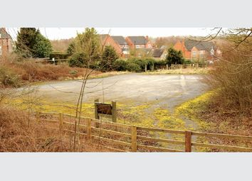 Thumbnail Land for sale in Car Park, Hill Street, Leicestershire