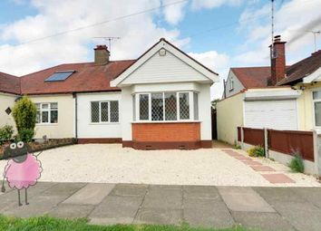 Thumbnail 3 bed semi-detached bungalow for sale in Walsingham Road, Southend-On-Sea