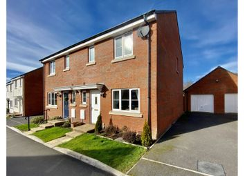 Anson Avenue, Calne SN11. 3 bed semi-detached house for sale