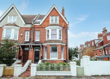 Thumbnail 3 bed flat for sale in Sackville Road, Hove
