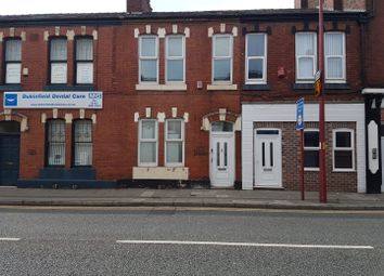 Thumbnail 1 bed flat to rent in King Street, Dukinfield