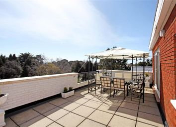 Thumbnail 4 bedroom flat for sale in Martello Park, Canford Cliffs, Poole