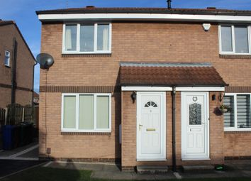 Thumbnail 3 bed semi-detached house for sale in Swallow Close, Darton, Barnsley