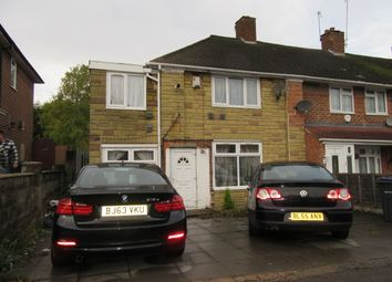 Thumbnail 4 bedroom semi-detached house for sale in Ridpool Road, Kitts Green, Birmingham, West Midlands