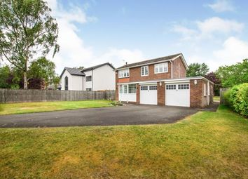 Thumbnail 4 bed detached house for sale in Callerton Court, Darras Hall, Ponteland, Northumberland