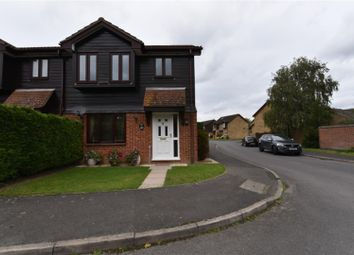 Thumbnail 3 bed semi-detached house for sale in Vane Road, Thame
