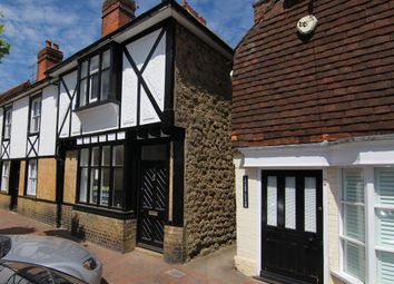 Thumbnail 3 bed property for sale in High Street, Brasted, Westerham