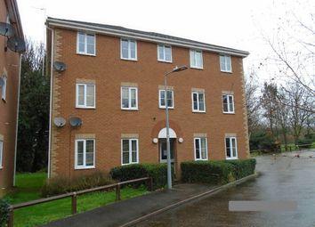 Thumbnail 1 bedroom flat for sale in Finbars Walk, Ipswich