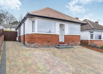 Thumbnail 2 bed bungalow for sale in Springford Crescent, Southampton