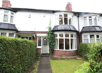 Thumbnail 3 bedroom terraced house for sale in Victoria Avenue, Princes Avenue, Hull