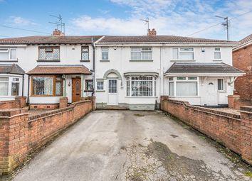 Thumbnail 3 bed terraced house for sale in Kineton Road, Rubery, Rednal, Birmingham
