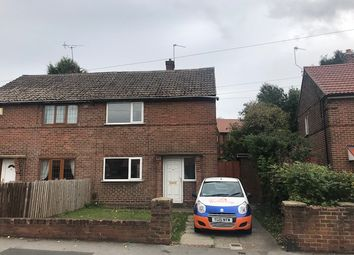 Thumbnail 2 bed semi-detached house to rent in Scholes Road, Castleford, Wakefield