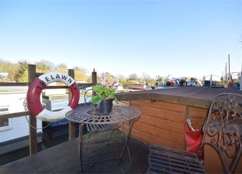 Thumbnail 1 bed houseboat for sale in Strawberry Vale, Twickenham