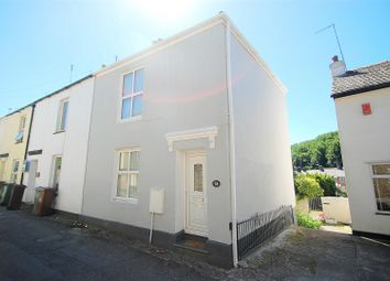Thumbnail 2 bed end terrace house to rent in Crow Park, Fernleigh Road, Mannamead, Plymouth