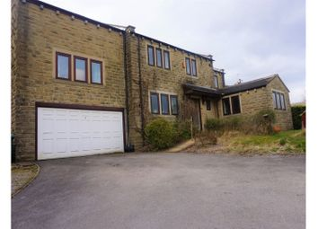 Thumbnail 5 bed detached house for sale in Old Manse Croft, Oxenhope