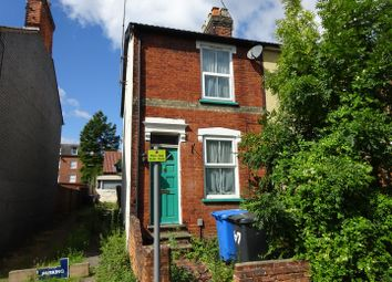 Thumbnail 2 bed end terrace house for sale in Hervey Street, Ipswich
