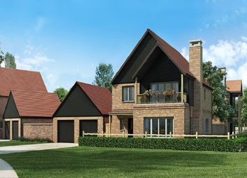 "Thumbnail 4 bedroom detached house for sale in ""The Townsend"" at Andover Road North, Winchester"