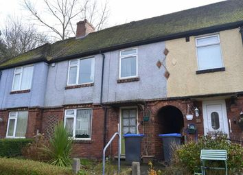 Thumbnail Terraced house for sale in Glebeville, Leek