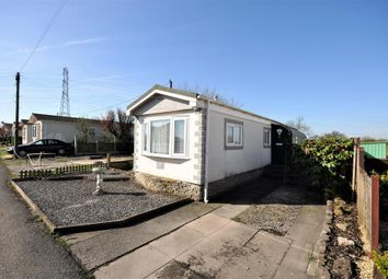 Thumbnail 2 bedroom mobile/park home for sale in Greenfield Park, Freckleton, Preston, Lancashire
