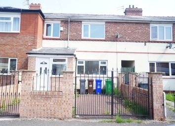 Thumbnail 3 bedroom terraced house to rent in Golborne Avenue, West Didsbury, Didsbury, Manchester
