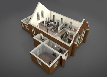 Thumbnail 3 bed detached house for sale in Main Street, Skidby, Cottingham