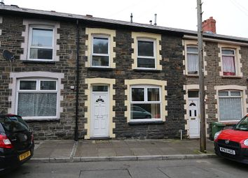Thumbnail 2 bed terraced house for sale in Park Street, Penrhiwceiber, Mountain Ash, Rhondda, Cynon, Taff