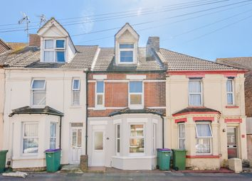 Thumbnail 3 bed terraced house for sale in Fernbank Crescent, Folkestone