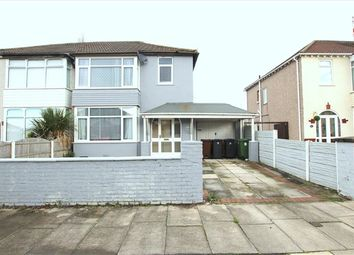 Thumbnail 3 bed property for sale in Shaws Avenue, Southport