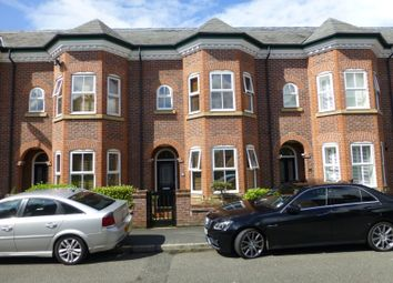 Thumbnail 3 bed terraced house to rent in St. Georges Court, Dairyhouse Lane, Broadheath, Altrincham
