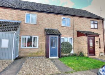 Thumbnail 2 bed terraced house for sale in Garlondes, Norwich