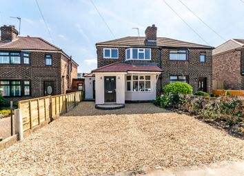 Thumbnail 3 bed semi-detached house for sale in Cawthorne Avenue, Grappenhall, Warrington
