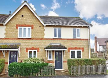Thumbnail 3 bed end terrace house for sale in Honeysuckle Way, Herne Bay, Kent