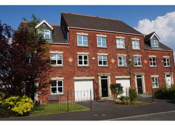 Thumbnail 3 bedroom town house for sale in Kingsbarn Close, Fulwood, Preston