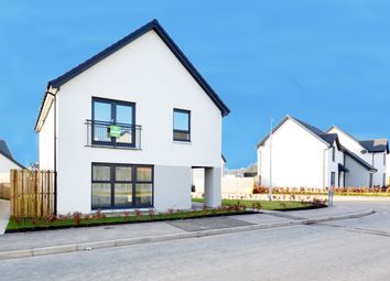 Thumbnail 4 bed detached house for sale in Nethergray Entry, Dykes Of Gray, Dundee