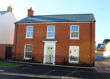 Thumbnail 4 bedroom detached house to rent in Oldridge Road, Chickerell, Weymouth