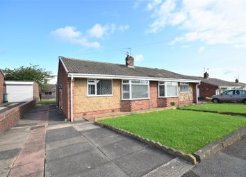 Thumbnail 2 bed semi-detached bungalow for sale in Chalfont Grove, Hastings Hill, Sunderland