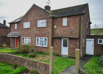 Thumbnail 2 bedroom semi-detached house for sale in Norman Road, Eastfield, Peterborough
