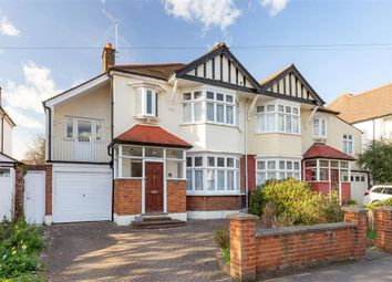 Thumbnail 5 bedroom semi-detached house for sale in Tennyson Avenue, London