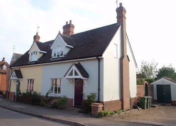 Thumbnail 2 bed semi-detached house for sale in Vane Lane, Coggeshall, Essex